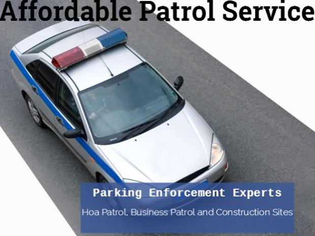 mobile security patrol